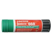 Loctite QuickStix 668 Retaining Compound, High Temperature, 19 g Tube, Green, 1870 psi, 1/EA