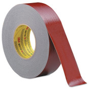3M Performance Plus Duct Tapes 8979N, Nuclear Red, 1.88 in x 60 yd x 12.1 mil, 24/CA