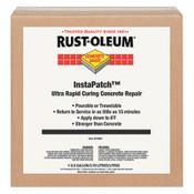 Rust-Oleum Industrial Concrete Saver InstaPatch Concrete Repair Compounds, 16 oz, Tile Red, 4/case, 4/CA