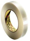 3M Tartan Filament Tape 897, 0.47 in x 60 yd, 170 lb/in Strength, 1/RL
