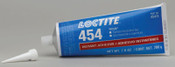 Loctite 454 Prism Instant Adhesive, Surface Insensitive Gel, 200 g, Tube, Clear, 2/CS
