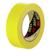 3M 301+ Performance Masking Tapes, 2.83 in x 60.14 yd, Yellow, 12/CA