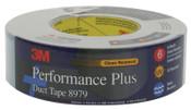 3M Performance Plus Duct Tape 8979, Slate Blue, 48 mm x 22.8 m x 12.6 mil, 12/CA
