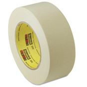3M General Purpose Masking Tapes 234, 1.88 in X 60.14 yd, Tan, 6/BX