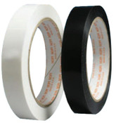 Tesa Tapes NOPI TPP Strapping Tape, 3/4 in x 60 yd, 95 lb/in Strength, White, 96/CA