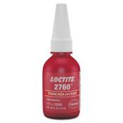 Loctite 2760 Threadlockers, Primerless High Strength, 10 mL, Red, 1/BTL
