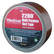 Berry Global 2280 General Purpose Duct Tapes, Brown, 55m x 48mm x 9 mil, 24/CA