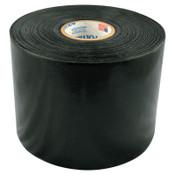 Berry Global Joint Wrap Coatings, 50 ft X 4 in, 35 mil, Black, 12/CS