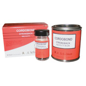 A. Schulman CORDOBOND Strong Back Red Putty, 1/2 lb, 1/CAN
