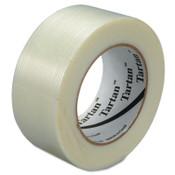 3M Filament Tapes 8934, 48 mm X 60 yd, 55 mil, Clear, 1/EA