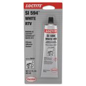 Loctite Superflex RTV, Silicone Adhesive Sealants, 80 mL Tube, White, 12/CS