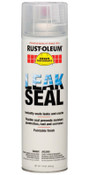 Rust-Oleum Industrial High Performance V2100 System LeakSeal, 15 oz Can, Clear, 6/CA