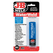 J-B Weld Water Weld Compound, 2 oz Tube, Off White, 1/EA