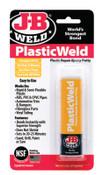 J-B Weld KwikPlastik Epoxy Putty, 2 oz, 6/BX
