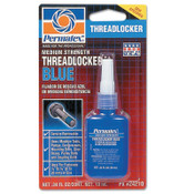 Devcon Medium Strength Blue Threadlockers, 10 mL, 3/4 in Thread, Blue, 1/EA