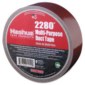 Berry Global 2280 General Purpose Duct Tapes, Burgundy, 55m x 48mm x 9 mil, 24/CA