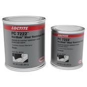 Loctite Fixmaster Wear Resistant Putty, 3 lb, Kit, Grey, 6/CS