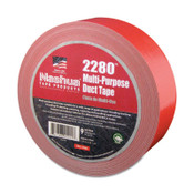 Berry Global 2280 General Purpose Duct Tapes, Red, 55m x 48mm x 9 mil, 1/RL