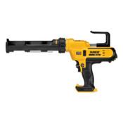 DeWalt 20V MAX Adhesive Gun, 10 oz, Bare Tool, 1/EA