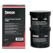 Devcon Underwater Repair Putty (UW), 1 lb, Gray, 1/EA