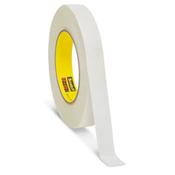 "3M Scotch Glass Cloth Electrical Tape 3x4"" x 66', White, 1/RL"