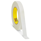 "3M Scotch Glass Cloth Electrical Tape 3x4"" x 66', White, 1/RL"
