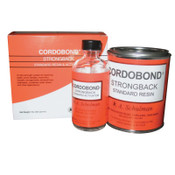 A. Schulman CORDOBOND Strong Back Resin and Activator, 1 lb Kit, 24/CA