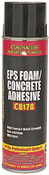 Aervoe Industries EPS Foam/Concrete Adhesives, 14 oz, Aerosol Can, 12/CA