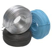 Ideal Reel Tie Wires, 3 1/2 lb, 16 gauge Galvanized, 1/ROL, #77536