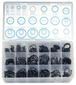 Precision Brand Metric O-Ring Assortments, Buna-N, 350 per set, 1/KIT, #13995