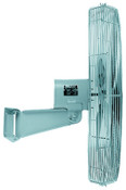 TPI Corp. ACM Series Fan Mount, Wall Mount for ACH24; ACH30, IHP30-H, 1 EA, #ACMW