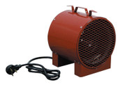 TPI Corp. Fan Forced Utility Heaters, 240 V, 208 V, 1 EA, #ICH240C
