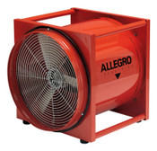 Allegro Axial Ventilation Blowers, 1/2 hp, 115 V, 1 EA, #9515