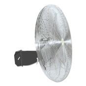 Airmaster Fan Company Commercial Oscillating Air Circulator, Wall/Ceiling Mount, 30in, 1/4 hp, 3-Speed, 1 EA, #71582
