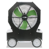 JPW Industries Cold Front Atomized Cooling Fans, Floor, Stand Alone, 0.5 hp, 1-Speed, 1 EA, #28900