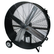 TPI Corp. Commercial Belt Drive Portable Blower, 4 Blades, 42 in, 13,500 rpm, 1 EA, #CPB42B