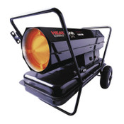 HeatStar Portable Kerosene Forced Air Heaters, 175,000 Btu/h, 14 gal, 110V, 1 EA, #HS175KT