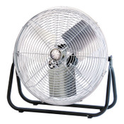 TPI Corp. Industrial Floor Fans, 18 in, 1/8 hp, 3-Speed, 1 EA, #F18TE