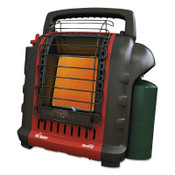 HeatStar Mr. Heater Portable Buddy Heaters, 9,000 Btu/h, 1 EA, #MH9BX