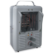 TPI Corp. Portable Electric Heaters, 120 V, 1 EA, #198TMC