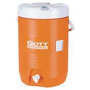 Newell Rubbermaid Water Coolers, 3 gal, Orange, 1 EA, #1683ISORAN