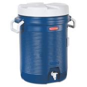 Newell Rubbermaid Water Coolers, 5 gal, Modern Blue, 1 EA, #1841000