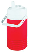 Igloo Legend Beverage Jug, 1/2 gal, Red, 1 EA, #1754