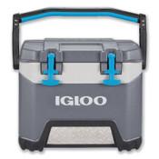 Igloo BMX, 25 qt Cooler, Cabonite/Gray, 1 EA, #49782