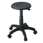 SAFCO/PRODUCTS/COMPANY Stool-Office-Bk, 1/EA, #SAF5100