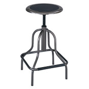 SAFCO/PRODUCTS/COMPANY Stool-High/Base-Bk, 1/EA, #SAF6665