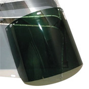 Anchor Products Visors, Dark Green, 8 in, 1/EA, #4118DG