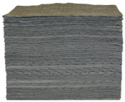Anchor Products Universal Sorbent Pads, Heavy-Weight, Absorbs 20.5 gal, 15 in x 17 in, 1/BA, #ABBPU100