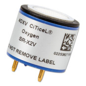 Honeywell BW GasAlert Replacement Sensor, Oxygen, 0-30%, 1/EA, #SRX2V