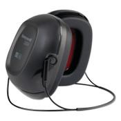 Honeywell VeriShield 100 Series Passive Earmuffs, VS120N, 25 NRR, Black, 1/EA, #1035114VS